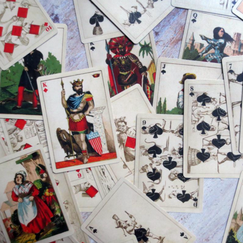 John Derian Playing Card Pack