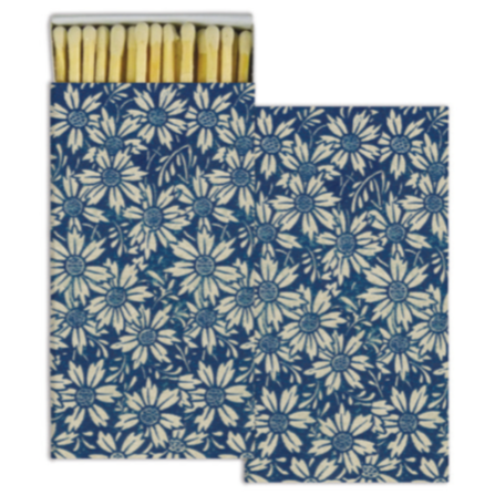 Blue Daisies, Match Box