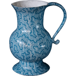 Corail Bleu Pitcher