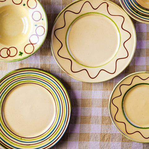Pair of Provence Dinner Plates