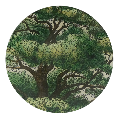 "Branches - 5 3/4"" Round Plate"