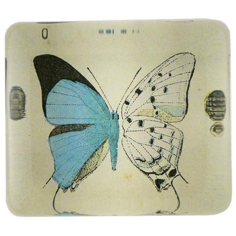 Butterflies - Rectangular Charm