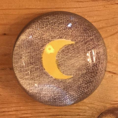 Crescent - Dome Paperweight