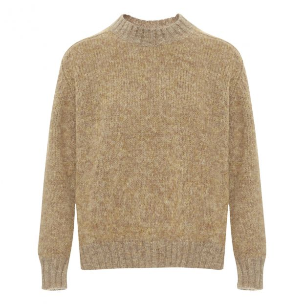King Sweater, Beige