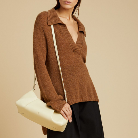 Cass Sweater, Mocha