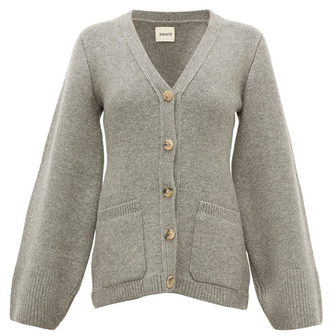 Lucy Sweater, Cashmere, Grey