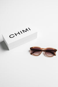 Chimi 102 brown aurinkolasit