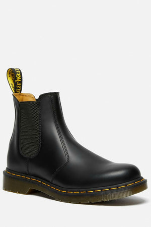 Dr. Martens 2976 Smooth yellow stitch - miesten kengät