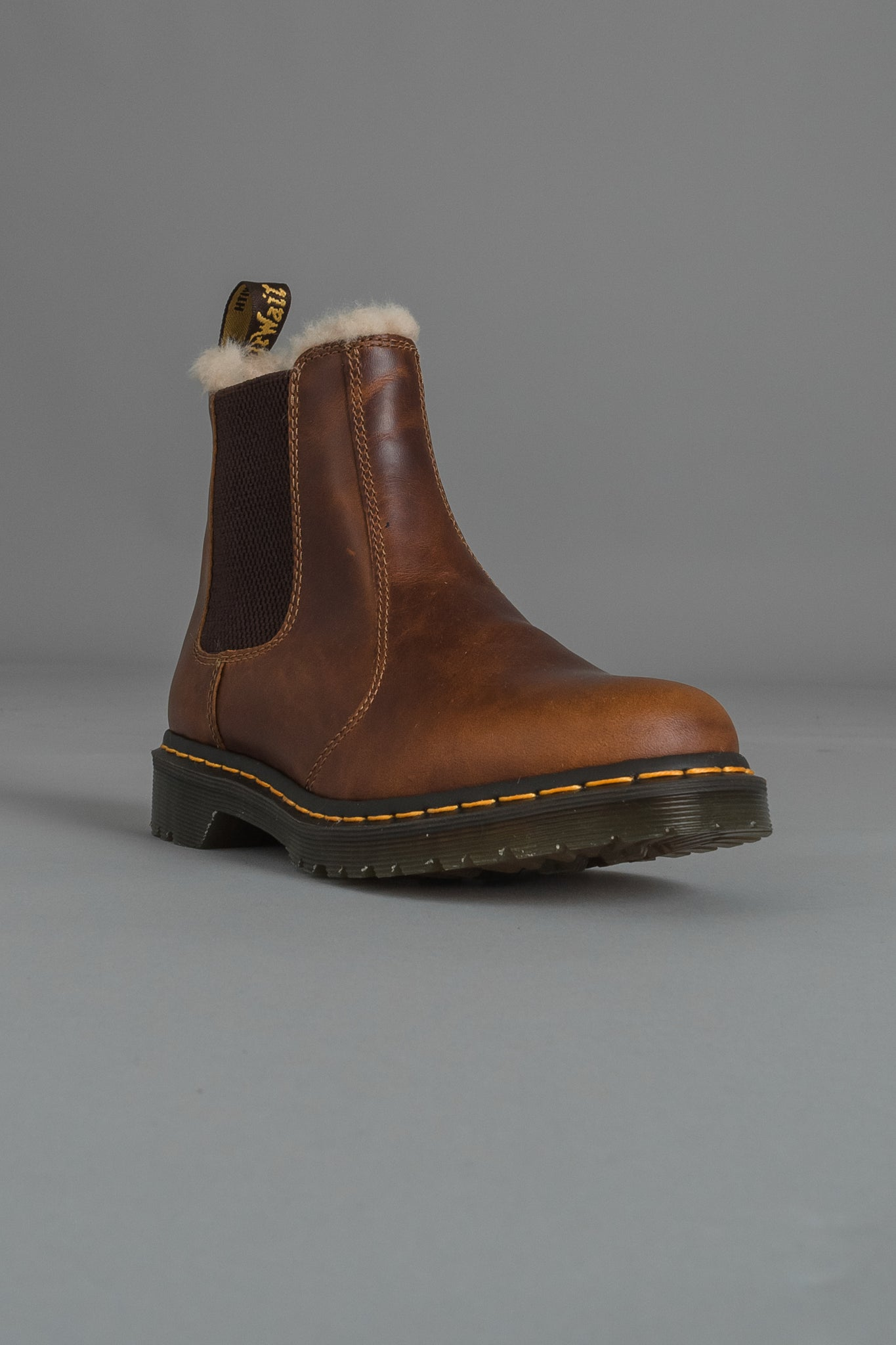 "Naisten Dr. Martens 2976 Leonore fur lined I INCH"" Tampere"