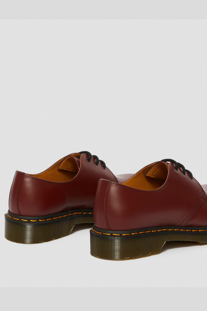 Dr. Martens 1461 smooth miesten kengät - cherry red