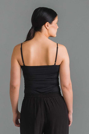 "Filippa K Tech Slip Top - black | INCH"" verkkokauppa"