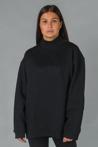 Filippa K Oversized brushed college