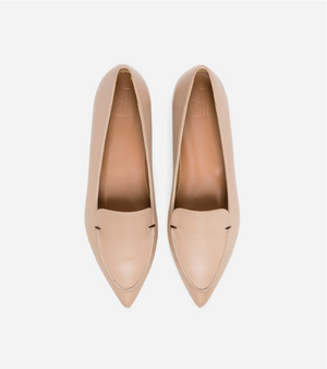 Flattered Alex creme loaferit