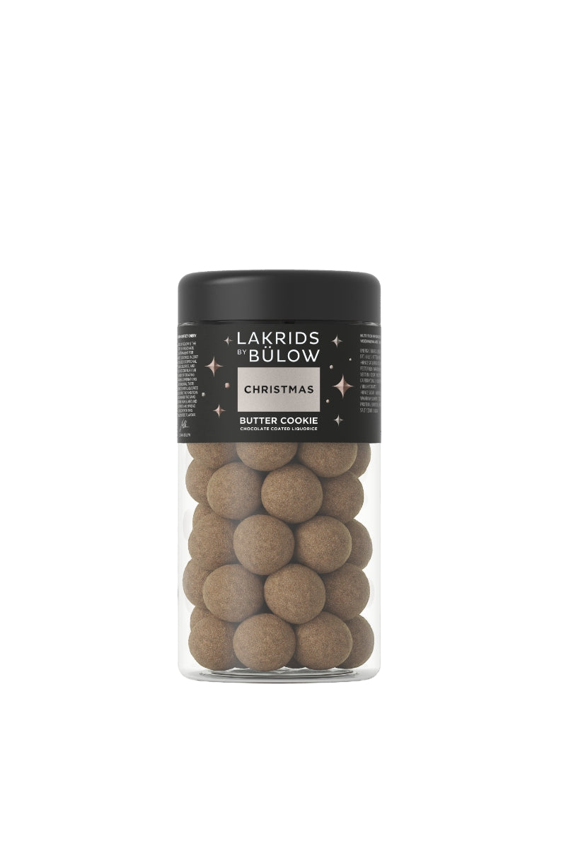 Lakrids Christmas - butter cookie Liquorice - regular 295g