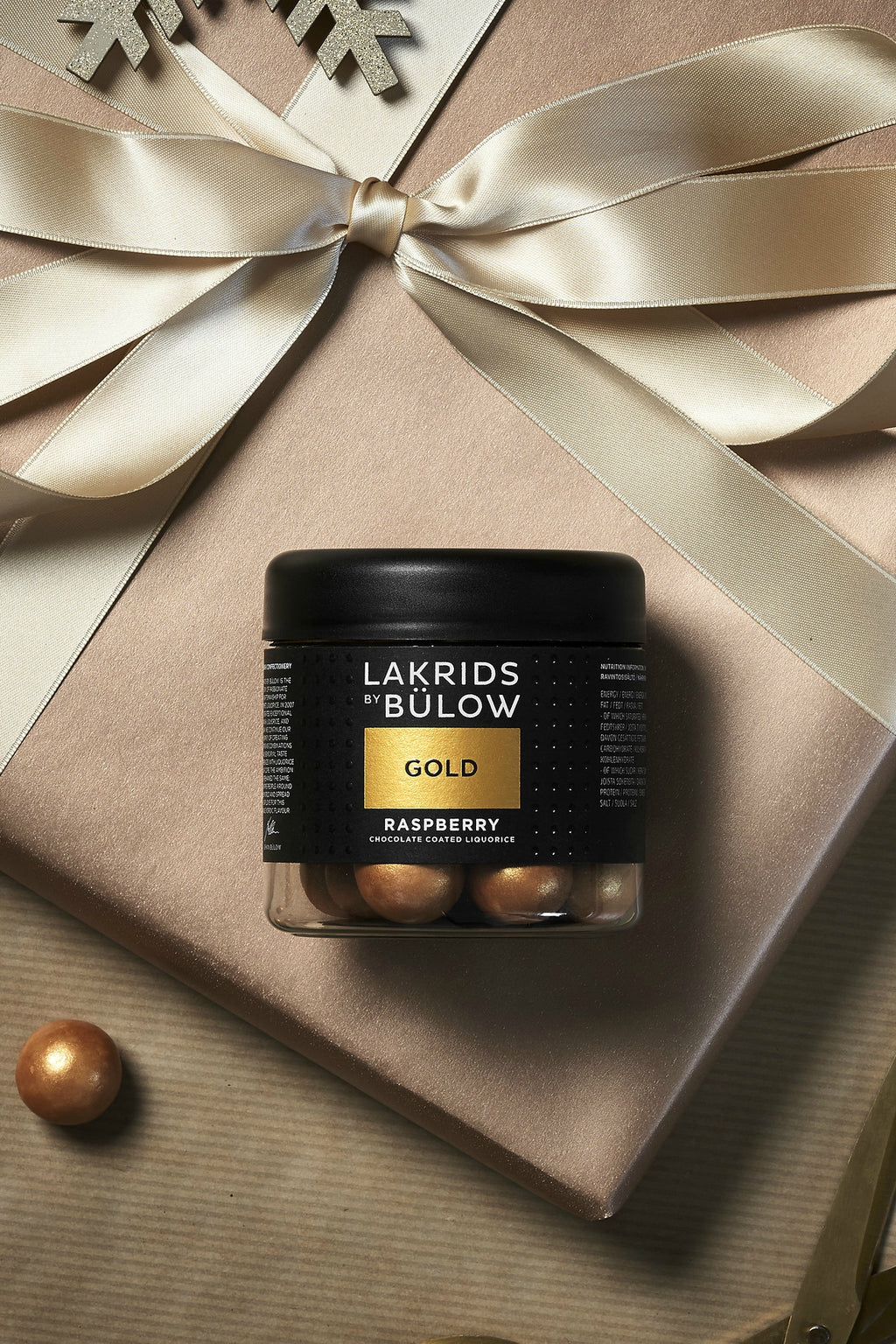 "Lakrids tuotteet Tampereella myy INCH"" concept store - Lakrids GOLD"