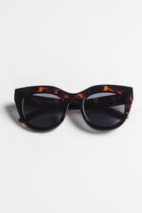 Le Specs Air Heart Tortoise