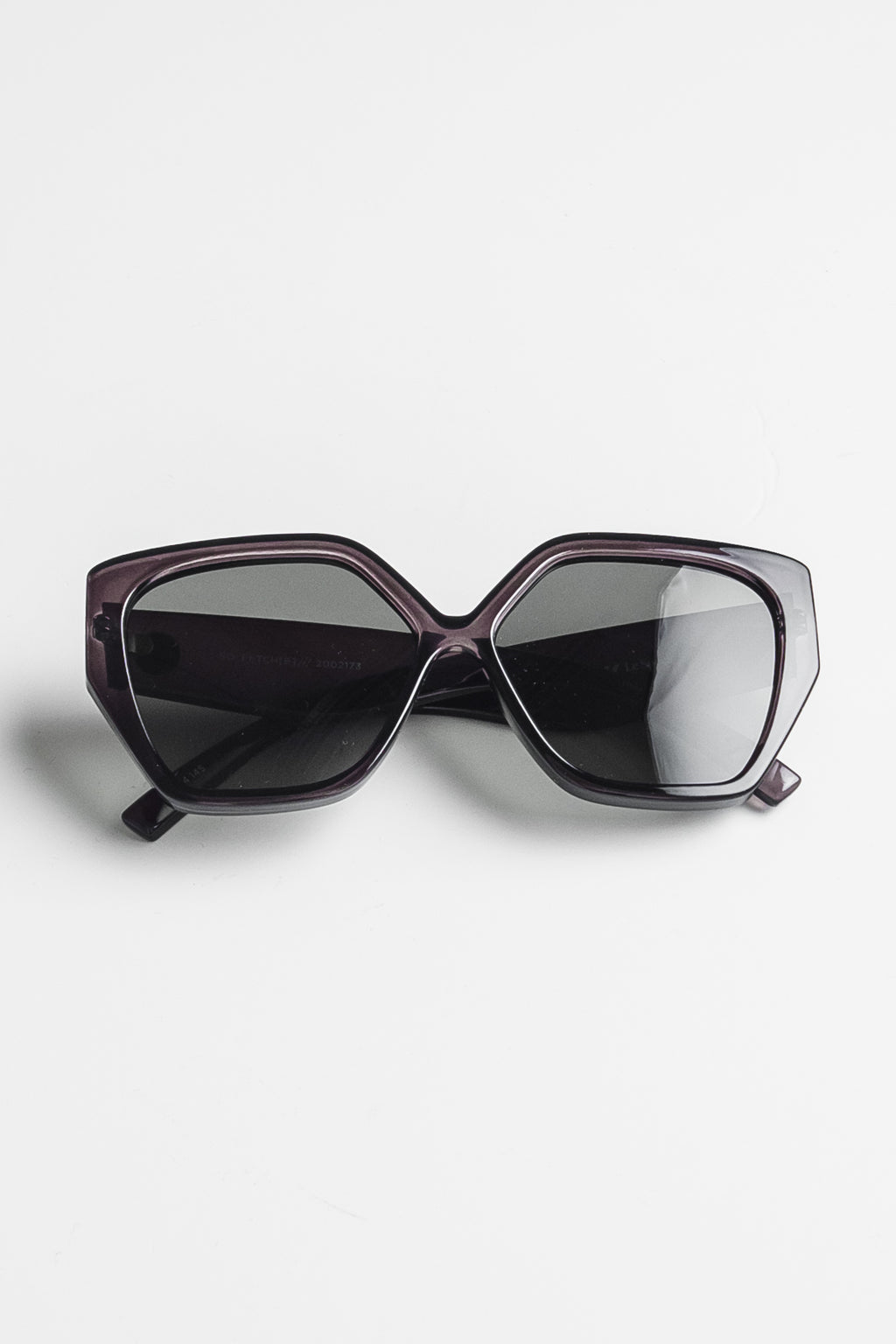 Le Specs So Fetch naisten aurinkolasit - Midnight grey