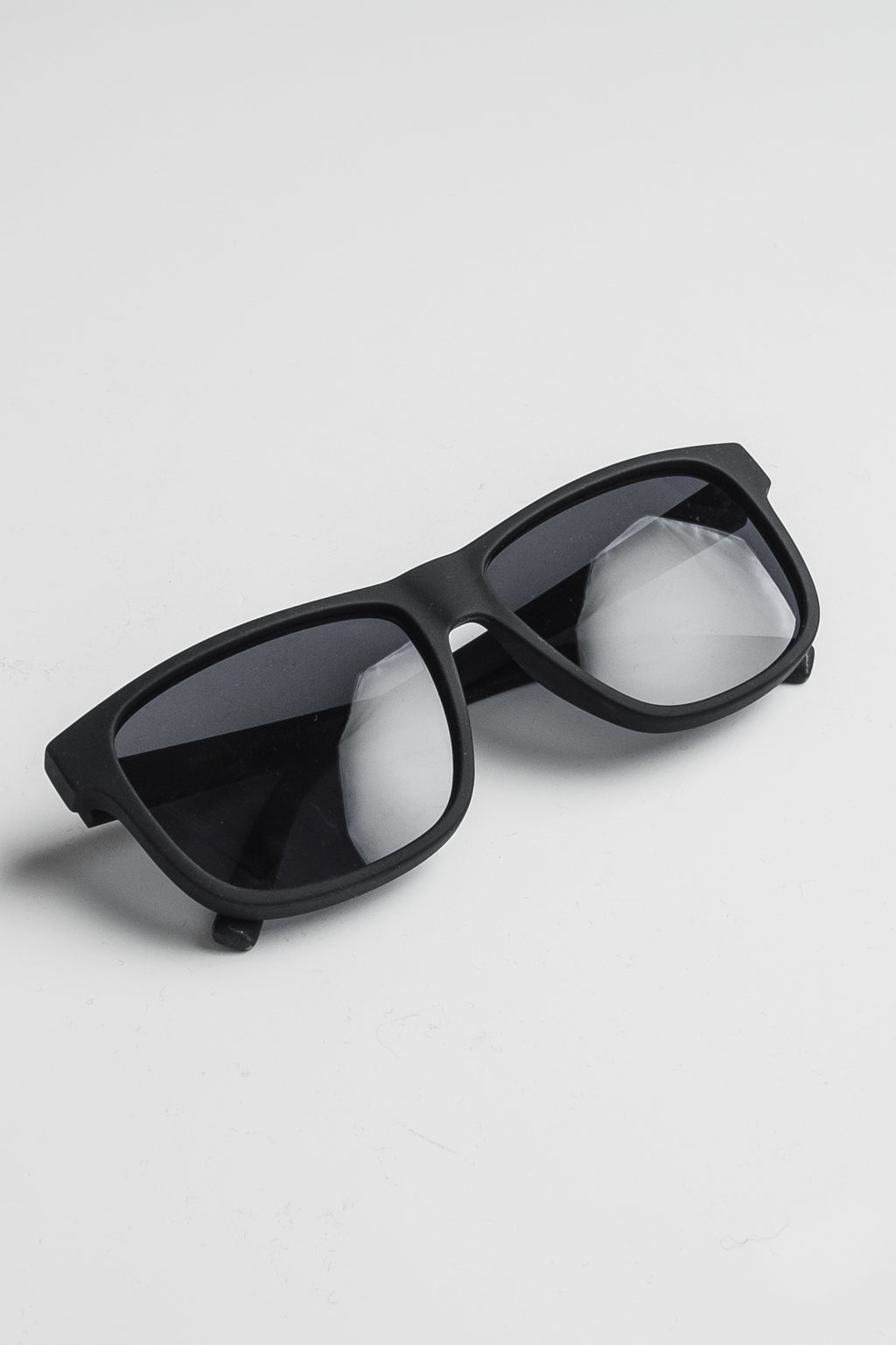 Le Specs What's the Story miesten aurinkolasit - black rubber