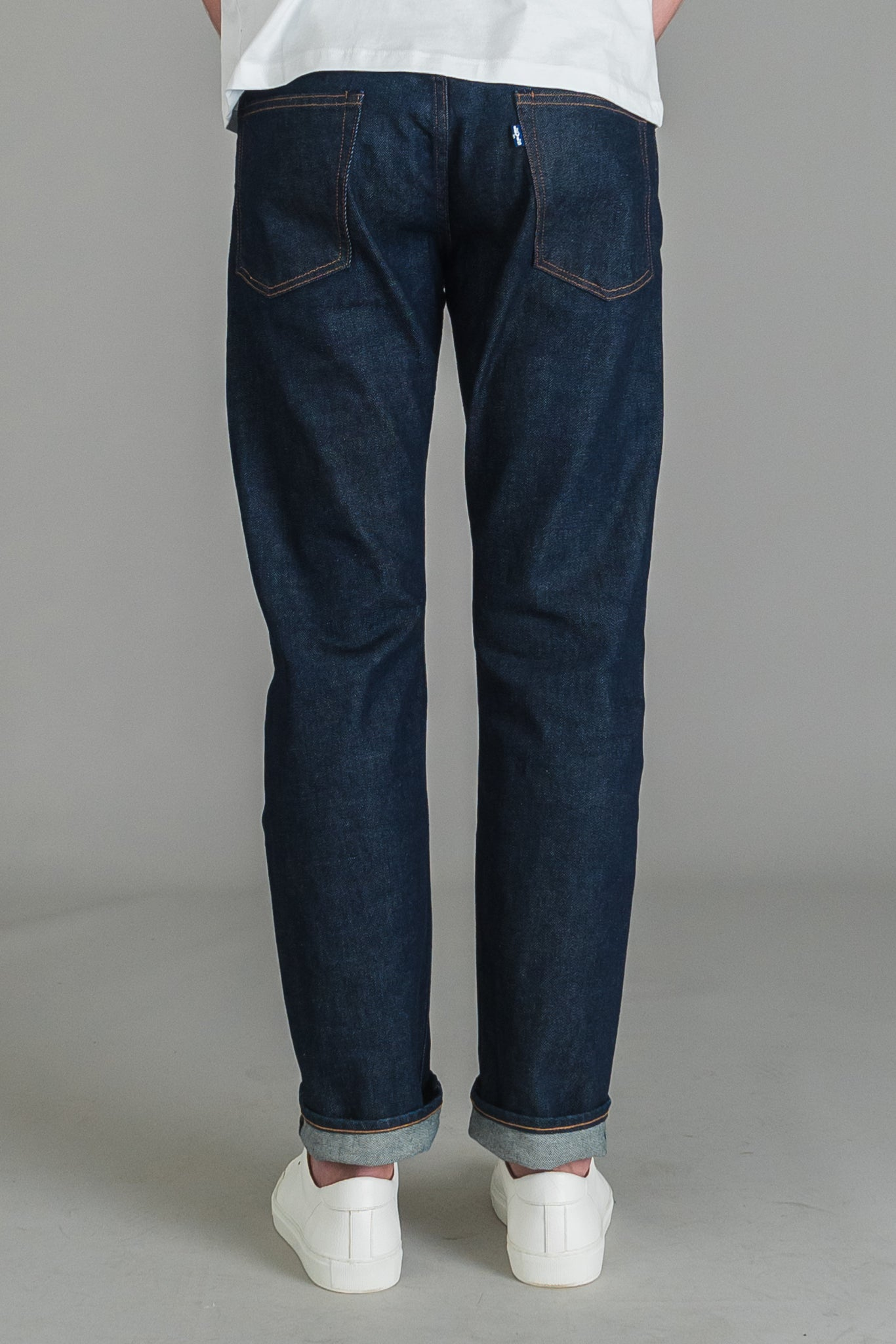 "Levi's Made & Crafted 502 miesten farkut - resin rinse I INCH"" Tampere"