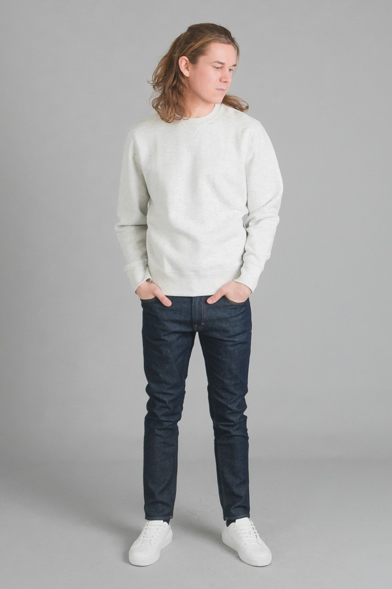 "Levi's Made & Crafted Relaxed Crewneck I INCH"" Tampere"