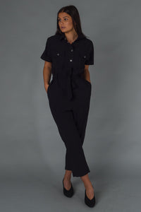 Minimum Evry jumpsuit - black
