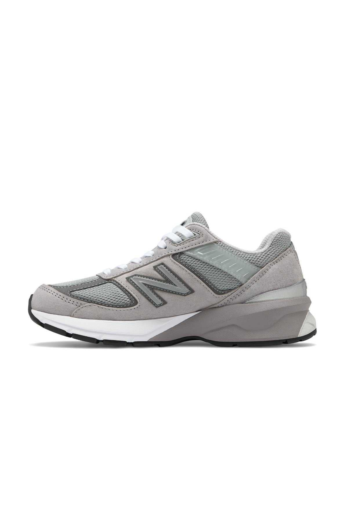 "Naisten New Balance 990v5 Made in US - GL5 grey | INCH"" verkkokauppa"