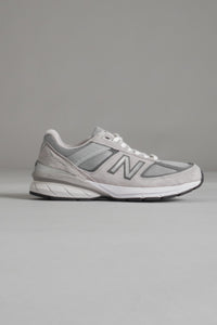 Miesten New Balance 990v5 Made in US - GL5 grey
