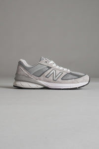 Naisten New Balance 990v5 Made in US - GL5 grey | New Balance