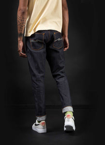 "Nudie Steady Eddie II selvedge dry denim - Colors capsule | INCH"" verkkokauppa"
