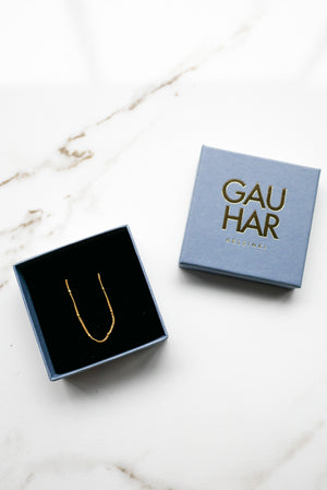 Gauhar Ball Chain necklace