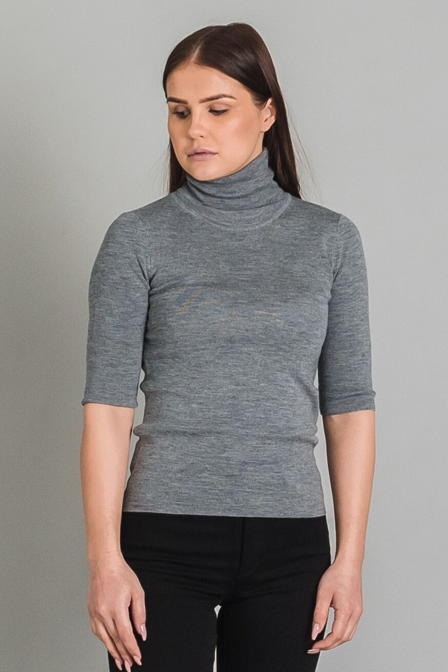 "Filippa K Merino elbow sleeve top I INCH"" Tampere"