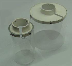 Spindle Guards for Swan-Matic Cappers
