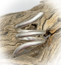 Load image into Gallery viewer, Sterling Silver Ring. Sacred Spiral Collection-assorted sizes
