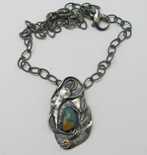 Load image into Gallery viewer, handmade artisan gemstone pendant