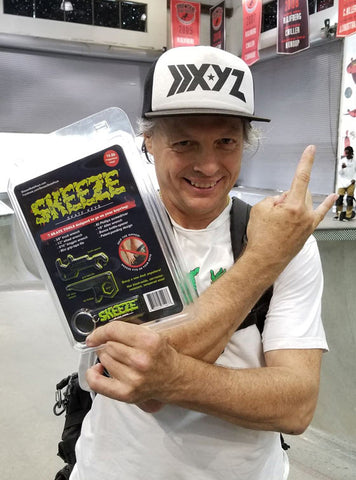 Tony Magnusson H-Street SKEEZE