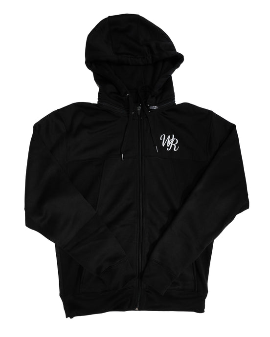 WR Poly-Tech Zip Hooded Sweatshirt