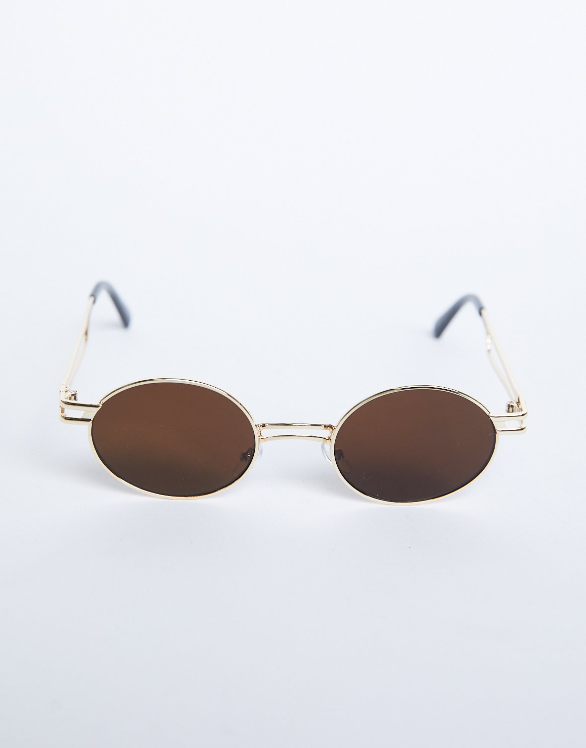 Amelia Oval Sunglasses