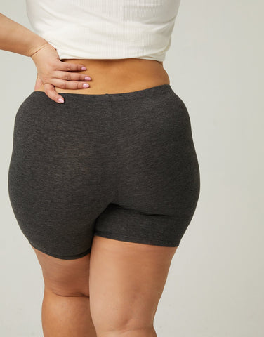 Curve Cotton Bike Shorts