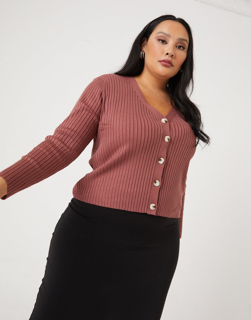 Curve Cardigan Top