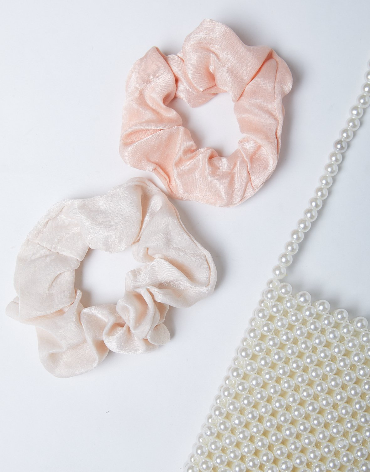 Pastel Scrunchie Set