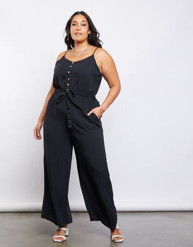 Curve Easy Breezy Jumpsuit