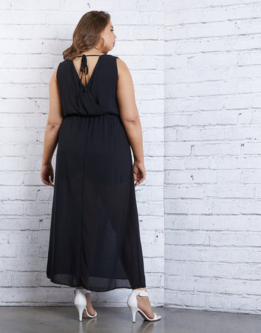 Curve Daydreaming Maxi Romper