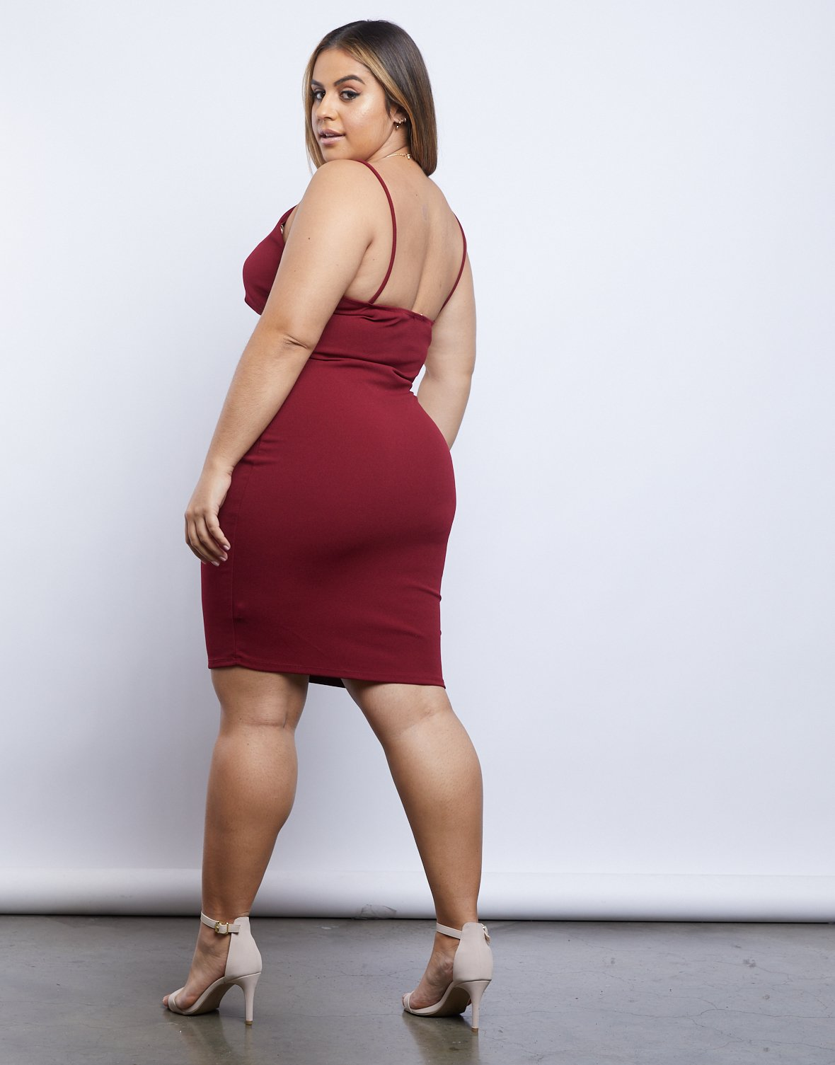 Curve LA Nights Dress