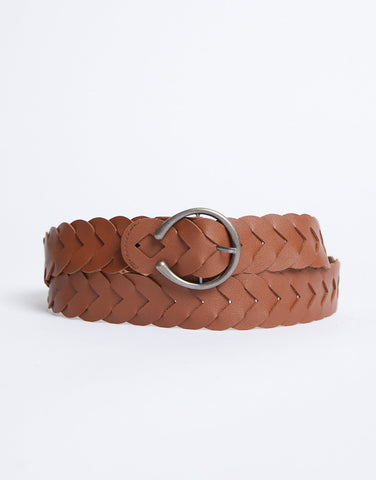 Curve Lina Braided Belt