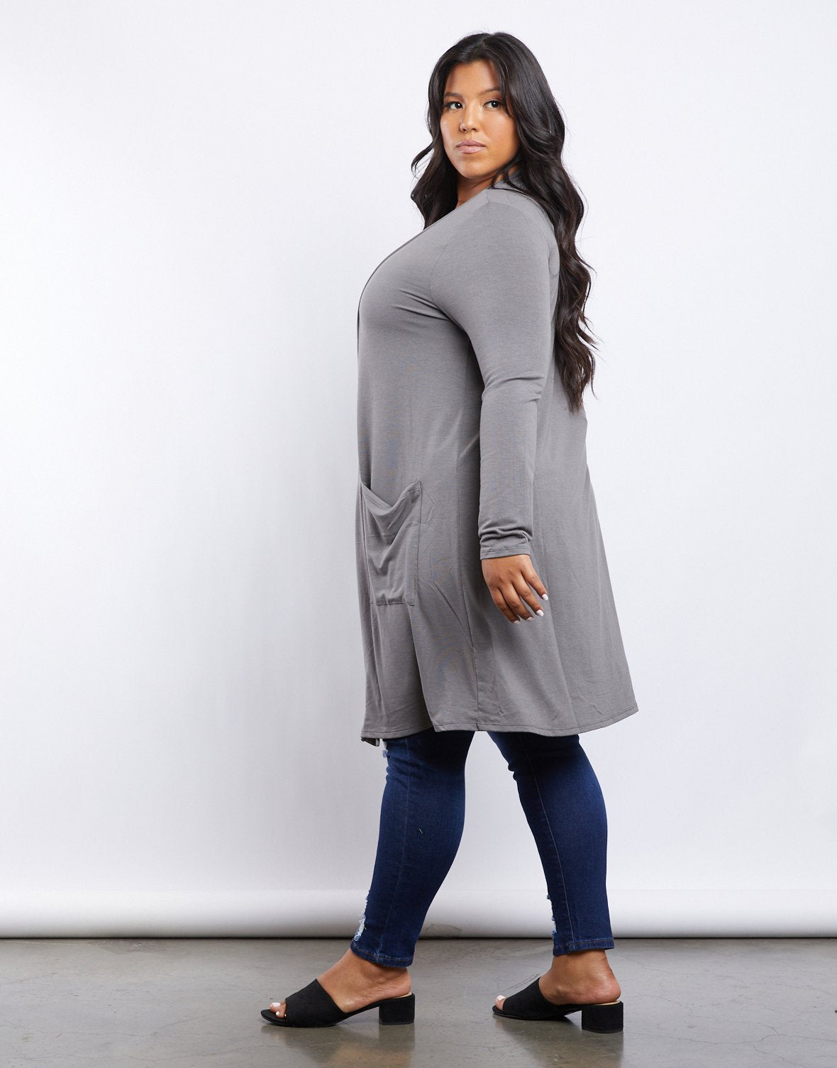 Curve Monica Knit Cardigan