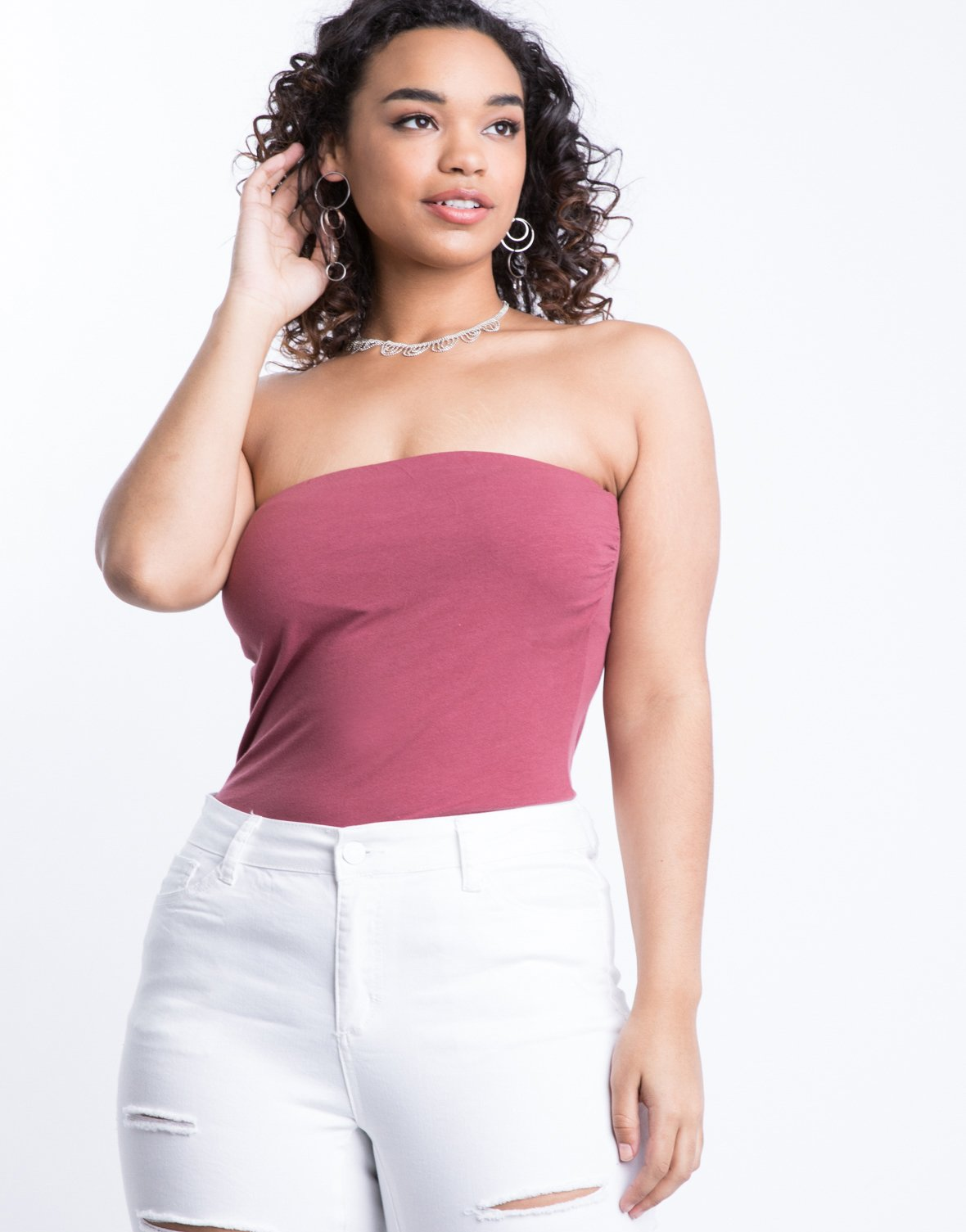 Curve Remi Tube Top