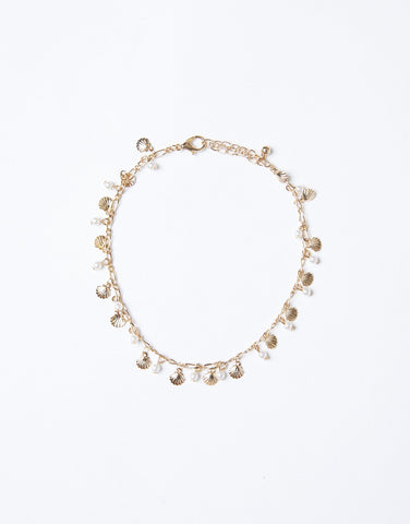 Take Me To The Beach Charm Anklet