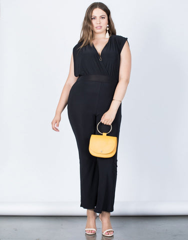 Plus Size Nights Out Jumpsuit - 2020AVE
