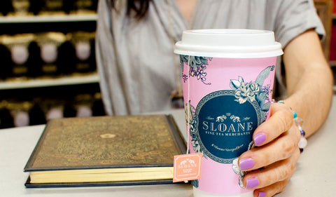 Tea Time! From Biscuit Breaks To a Manifesting a Tea Empire: The Founder Behind Sloane Fine Tea Merchants