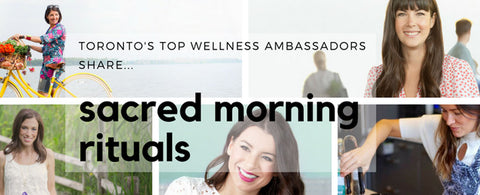 Sacred Morning Rituals of My Favourite Health Influencers